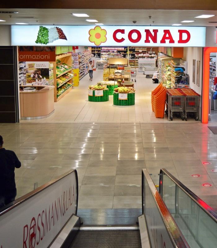 """CONAD """"RING CENTER"""", TIRANA"""