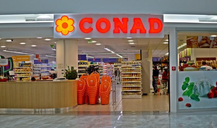 """CONAD """"QENDRA TOPTANI"""""""