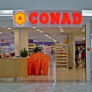 "CONAD ""QENDRA TOPTANI"",TIRANE"