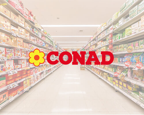 "CONAD ""PAZARI I RI,TIRANE"""