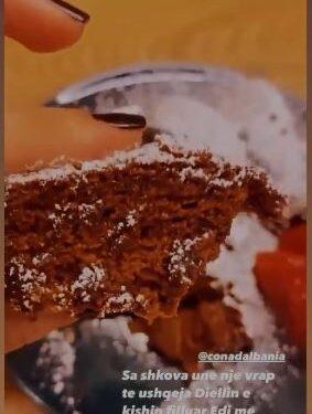 Kek me çokollatë